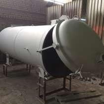 Вакуумная цистерна 4 м3 с открывающимся дном для КО-503,510, в Пензе
