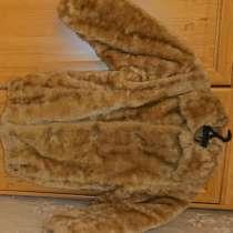 Шуба детская Шубка Пальто Куртка, в г.Самара