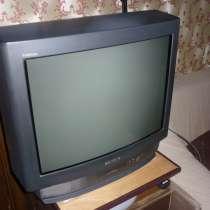 Телевизор SONY Trinitron KV-21T10R в хорошейшем состоянии, в г.Санкт-Петербург