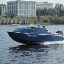 Алюминиевая моторная лодка Баренц 540 СС, в Красноярске
