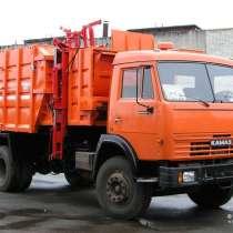 Водитель на мусоровоз, в г.Москва