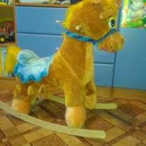 Лошадка-качалка, в Челябинске