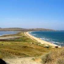 Продам участок (10 га) в Крыму (озеро Чокрак), в Керчи