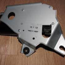Мотор стеклоочистителя 5 двери nissan tiida C11, в Омске