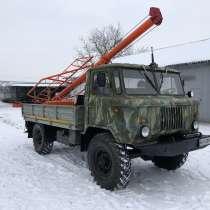 Ямобур БКМ-2,5 на базе Газ 66, в г.Одесса