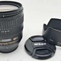 Объектив Nikon nikkor 18-70 1:3,5-4,5G, в г.Саратов