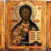 19 век иконы продам, в Москве