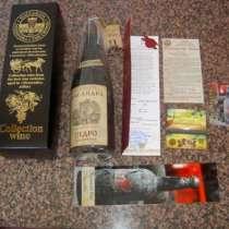 Коллекционные вина Массандра 1923-2000, в Москве