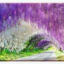 Картина Фантастические сады цветов Кавачи Фудзи, в г.Тольятти