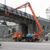 Автовышки от 10 до 37 метров! Платформы 2х4! От 900 руб/час!, в Томске