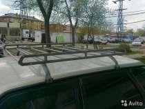 Багажник СССР с корзиной на крышу автомобиля ВАЗ, в Екатеринбурге
