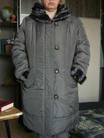 Пальто зимнее болоневое, в Томске