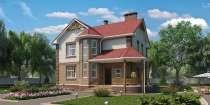 Проекты жилых домов, коттеджей, бань, гаражей. Смета, в г.Минск
