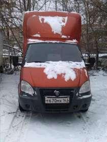 грузовой автомобиль ГАЗ 2790, в г.Самара