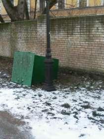 Продается контейнер для мусора, в Санкт-Петербурге