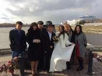 Свадебное платье, шубка, перчатки, в Омске