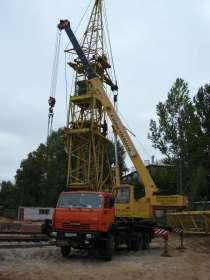 Демонтаж монтаж мостовых и башенных кранов, в Иркутске