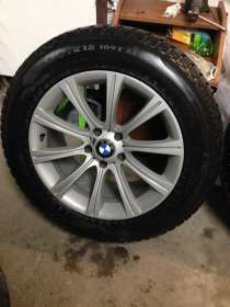 Колеса на BMW X5 е53,е70, в Зеленограде