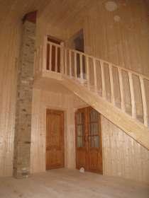 Деревянные лестницы, в Череповце