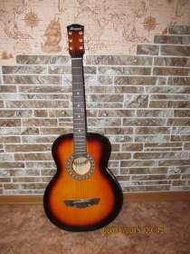 Гитара Lanjian guitar (Акустическая новая), в Кемерове