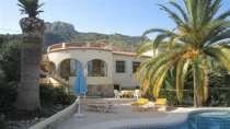 Недвижимость в Испании, Вилла с видами на море в Кальпе, в г.Calp