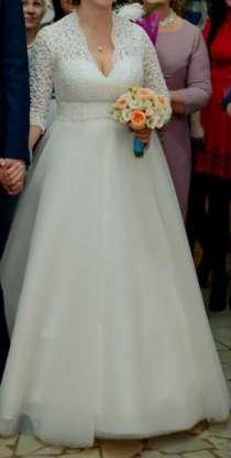 свадебное платье, в г.Вологда