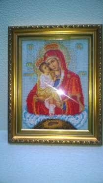 картина бисером ручная работа Икона, в Липецке