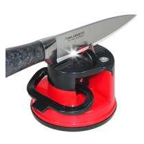 Точилка для ножей, ножниц на присоске универсальная, в Новосибирске