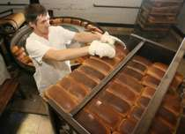 Дистрибуция хлеба. Более 120 точек сбыта, в Уфе