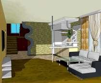Четырёх комнатный блокированный жилой дом на две семьи, в Бердске
