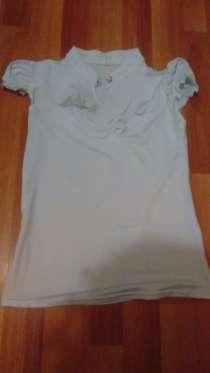 Блузка белая школьная, в Екатеринбурге