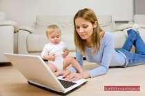 Работа на дому для молодых мам, студентов., в г.Гурьевск