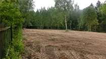 Земельный участок рядом с лесом, в Москве