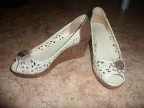 Кожаные туфли 37 размера, в г.Кумертау