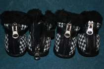 Утеплённые ботиночки для собак (новые), в Москве