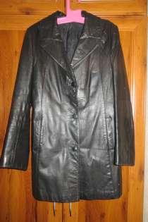 Куртка женская кожаная, в г.Невинномысск