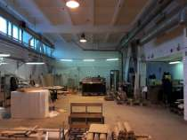 Сдам производство, склад, 600 кв. м, м. Обухово, в Санкт-Петербурге