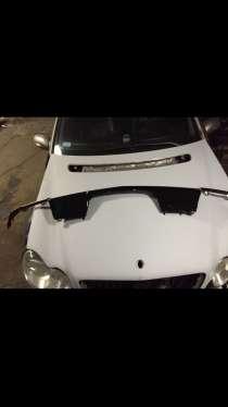 Диффузор заднего бампера Mercedes GL 63AMG, в Москве