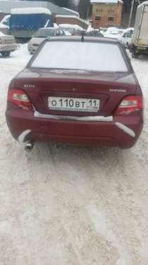 автомобиль Daewoo Nexia, в Сыктывкаре