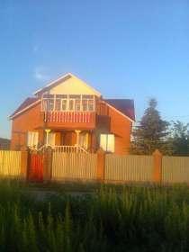 Продам двухэтажный кирпичный Дом на участке 16 соток, в г.Самара