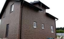 Фасадные термопанели с клинкерной плиткой, в Чебоксарах