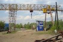 Сдаю открытую площадку под козловым краном площадью 1370 м2, в Нижнем Новгороде