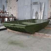 Лодка алюминиевая плоскодонка, в Владивостоке