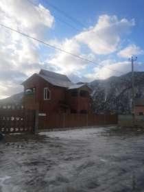 Чемал, в Горно-Алтайске