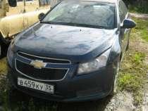 автомобиль Chevrolet Cruze, в г.Вологда