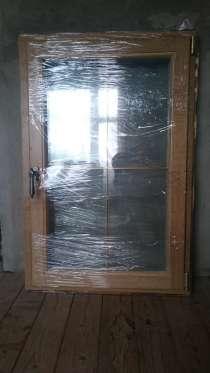Окно деревянное, в Москве