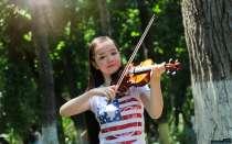 Скрипка - живая музыка, в г.Алматы