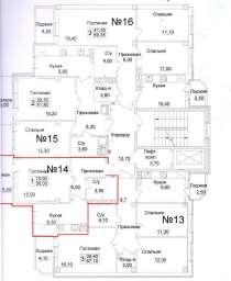 Продам 1-комнатную квартиру, в Ростове-на-Дону