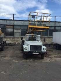Услуги (аренда) автовышки 18м. Телескоп, в Нижнем Новгороде