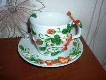 Чайная пара декоративная, в Липецке